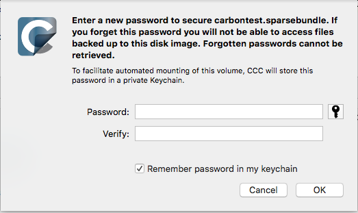 what to do if you forgot keychain password